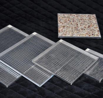 Abdeckung für Bodenablauf 150 x 150 x 10 mm