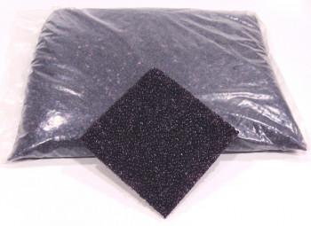 Glaskiesel Amethyst 2-8 mm