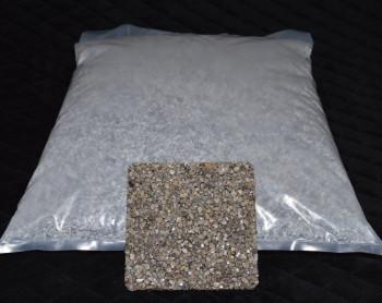 Marmorkiesel Naturgrau grob ( 4 - 6 mm )
