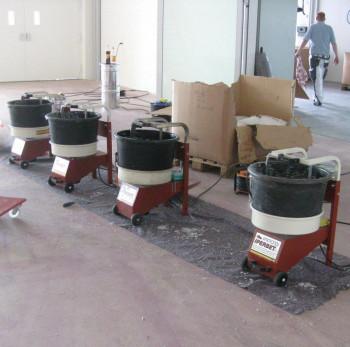 Rührkübel 45 Liter für RAIMONDI Zwangsmischer R110