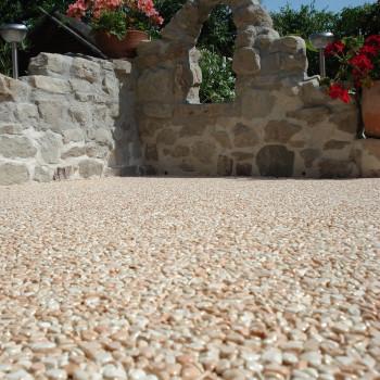 Steinteppich 2-4 4-6 4-8 mm