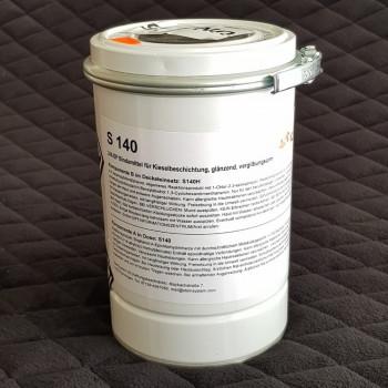 S140 Bindemittel 2K EP, 1 kg für Indoor, UN 3082 / UN 2735