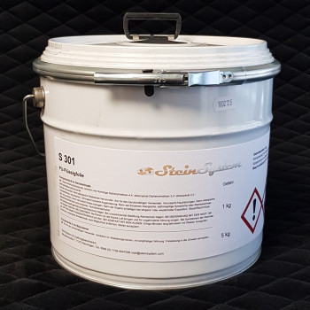 S301, 12kg 2K Flüssigfolie (Blecheimer) UN 3082 / 2735