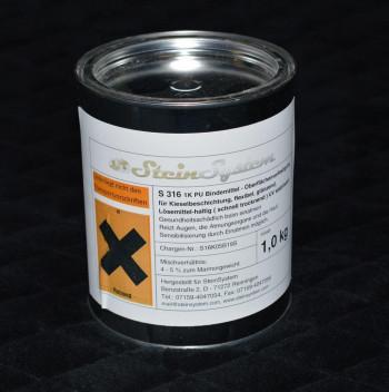 1K PU Bindemittel & Oberflächenverfestigung 1kg S316