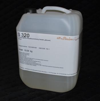 1K PU Bindemittel S320, 10kg, für Böden, Lösemittel- und vergilbungsfrei