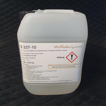 S337, 10 kg 1K PU Bindemittel, für Böden, lösemittel- und vergilbungsfrei, UV-beständig