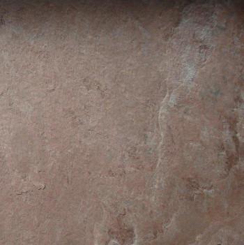 Flexible Schieferplatte Rote Erde / Terra Red, ca. 20 x 30 cm, Musterplatte