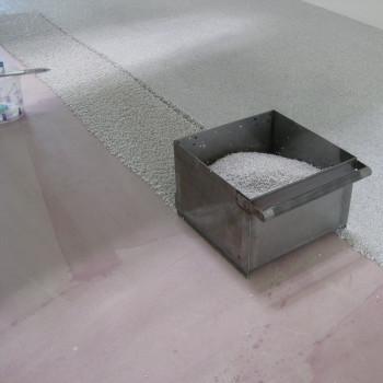 Ziehkasten für Steinteppich 50 x 50 cm