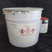 S303, 14kg Flüssigfolie 2-K Polyurea UN 1139 / UN 3082