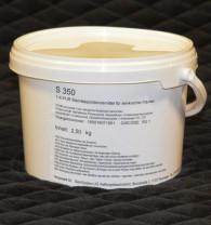 Wandbindemittel S350, 2,5kg, 1K PU für 25 kg Marmorkiesel