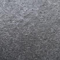 Flexible Schieferplatte 120 x 60 cm  Schwarzer Stern / Black Star