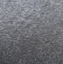 Flexible Schieferplatte Schwarzer Stern / Black Star, ca. 20 x 30 cm, Musterplatte