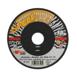 Trennscheibe für NE-Metalle/Alu Speed Art.-Nr.:  0664121251