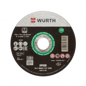 Trennscheibe für Edelstahl Speed plus Art.-Nr.:  0664131250