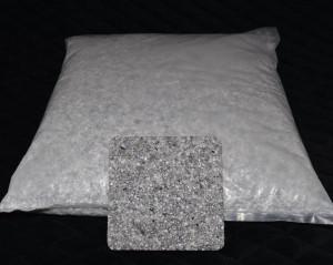 Marmorkiesel Brandung fein 3 - 5 mm