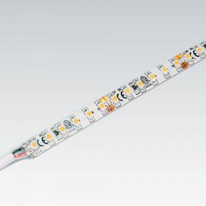 LED-Tape für Feuchträume mit Silikonabdeckung, IP 54, 8 x 5000 mm, warmweiß