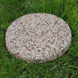 Gehwegplatte, rund, Ø ca. 315 mm