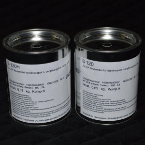 Oberflächenverfestigung & Bindemittel Indoor S120, 2 K EP Vergilbungsfrei