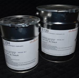 S120 Oberflächenverfestigung & Bindemittel 2K EP  Vergilbungsfrei  Indoor (10 kg)