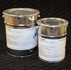 Oberflächenverfestigung & Bindemittel Indoor S120, 2K EP  Vergilbungsfrei