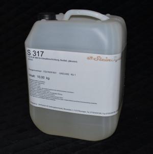 Das beste 1K PU Bindemittel S317, 10kg, für Böden, Lösemittel- und vergilbungsfrei