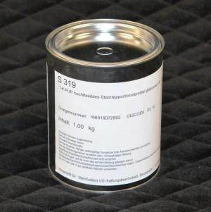 Hochflexibel S319,1 kg, 1K PU Bindemittel für Fertigteile und Böden
