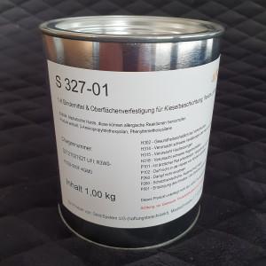S327, 1 kg Bindemittel & Oberflächenferfestigung 1-K PU