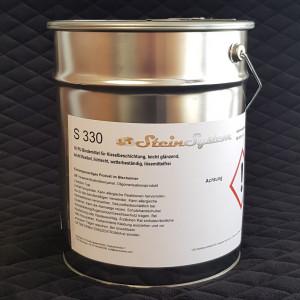 S330, 1K PU Bindemittel, 10kg, für Böden, lösemittelfrei