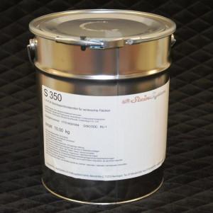 Wandbindemittel S350, 10 kg, 1K PU, für 100 kg Marmorkiesel
