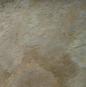 Flexible Schieferplatte Herbst / Autumn, ca. 20 x 30 cm, Musterplatte