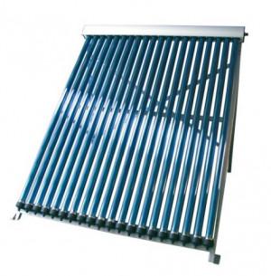 Solarkollektor mit Gestell, Röhrenkollektor 2,3 KW / 20 Röhren