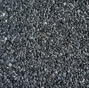 Marmorkiesel Musterplatte Graphit mittel 2-6 mm